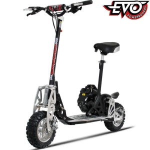 Evo Big Wheel Electric Scooter for Adults