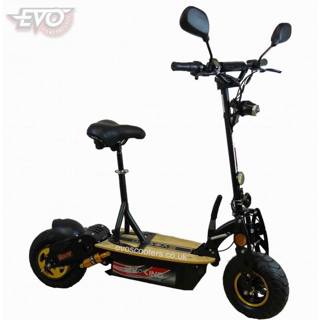 evoking electric scooter